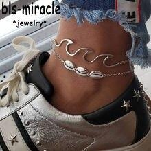 Браслеты анклеты bls miracle Женские винтажные ручной работы