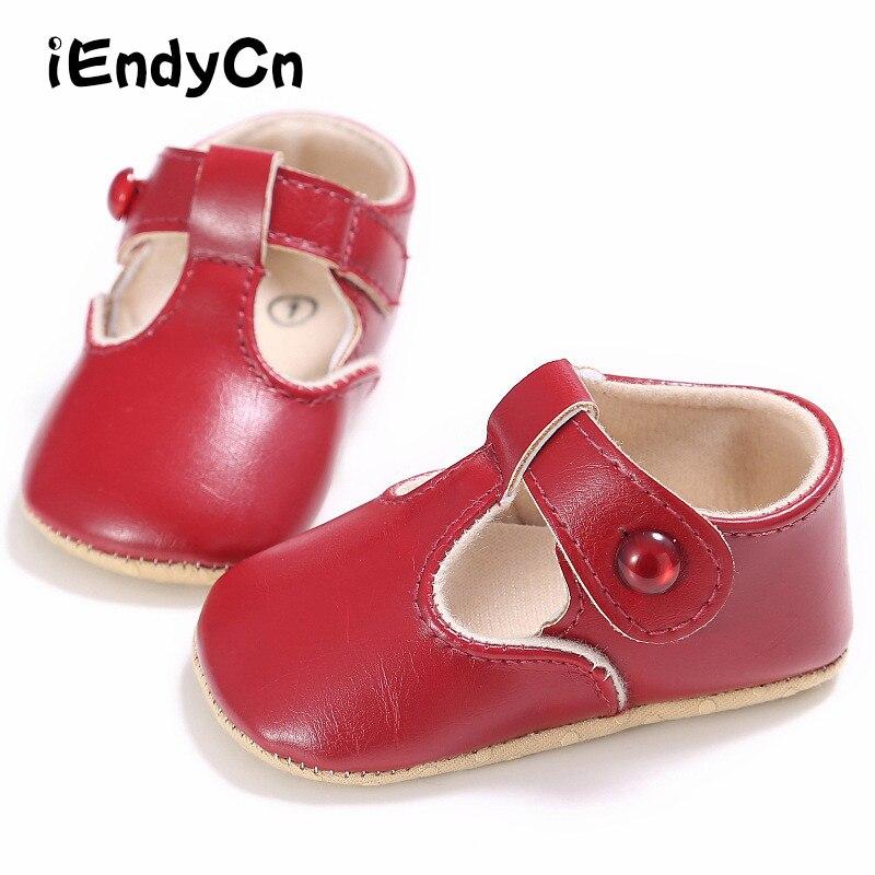 Zapatos de la cuna de la correa de la hebilla Zapatos femeninos del - Zapatos de bebé