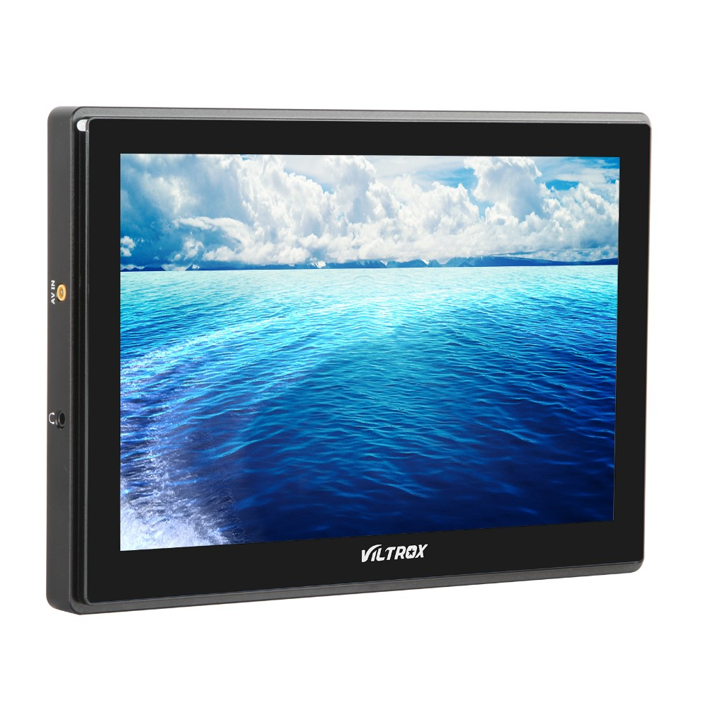 Viltrox DC-90HD Clip-on 8.9''inch 4K IPS HD LCD Camera Video Monitor Display HDMI AV Input for Canon Nikon sony camera vidio