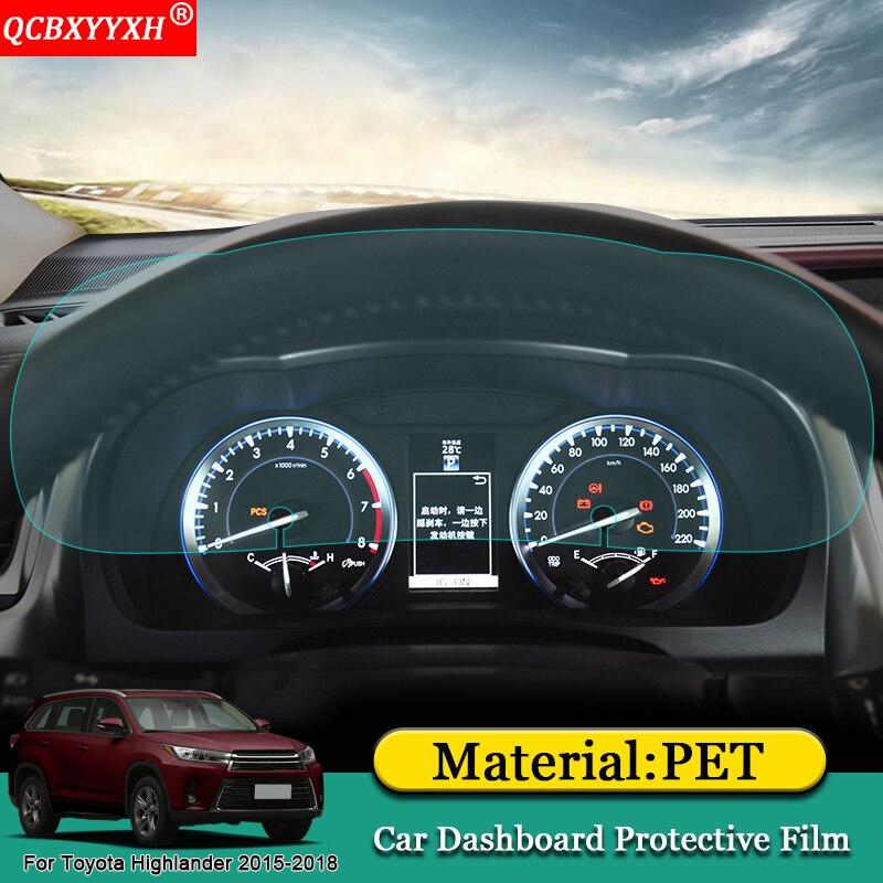 Qcbxyyxh car styling pet car dashboard paint protective - Automotive interior protective film ...