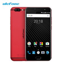 Ulefone T1 4G LTE Entsperren Dual Sim Handy Helio P25 Octa-core 6 GB + 64 GB Smartphone 5,5 Zoll Android 7.0 3680 mAh Schnellladung