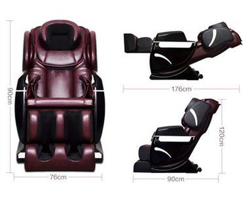Le Erkang S type3D robotic massage chair home whole body