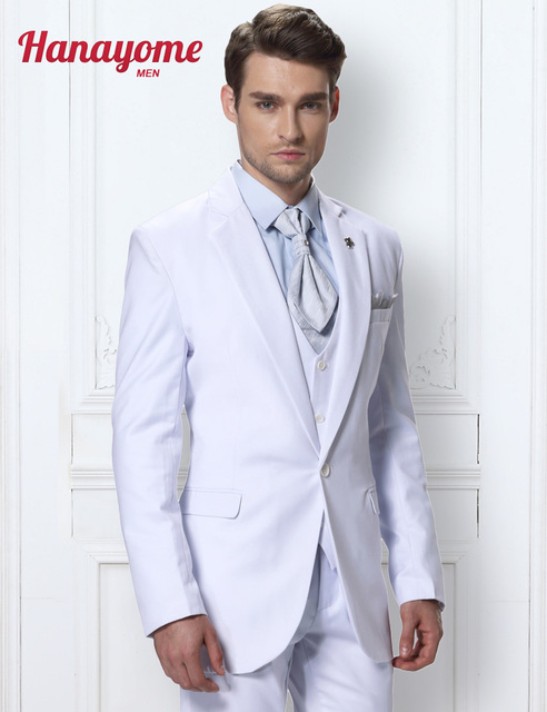 Colored Tuxedos Six Colors Men\'s High Quality 3 Pieces 2016 Formal ...