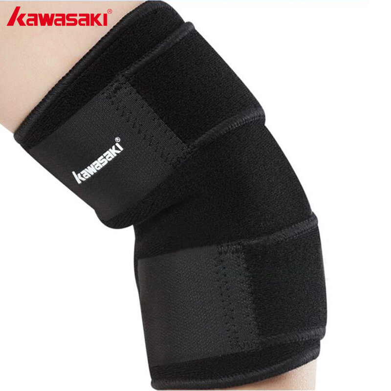 Kawasaki Tennis Elbow Support Brace Adjustable Elbow Pads Strap Gym Fitness Sports Protector KF-3702