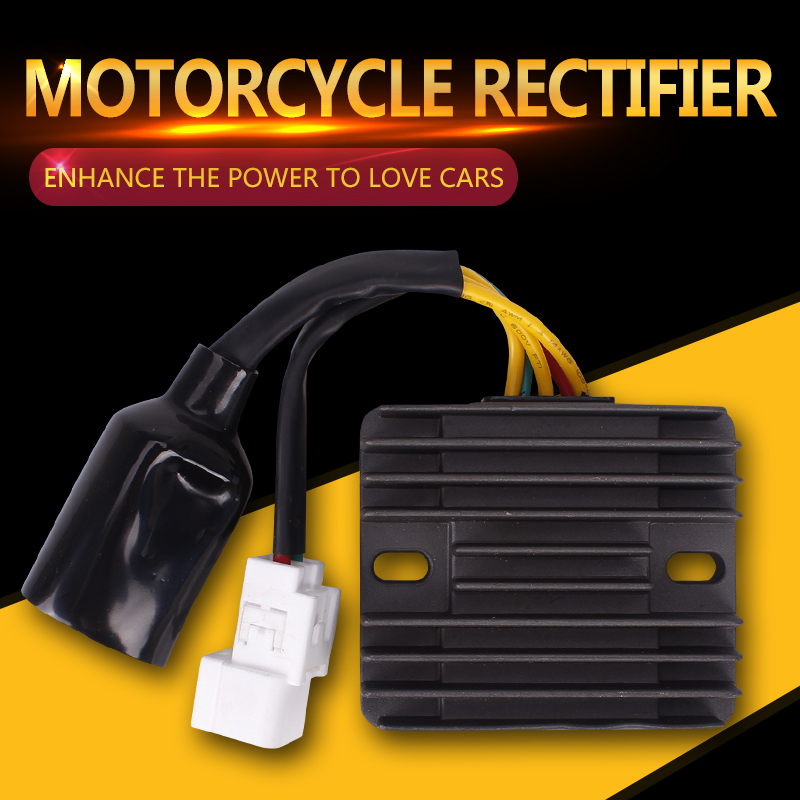 Motorcycle Rectifier Voltage Regulator Charger For Honda CBR1000RR CBR1000 CBR 1000 RR 2004 2005 2006 2007 04 05 06 07 mayitr motorcycle voltage regulator rectifier for honda vfr 800 fiy fi1 2 3 4 5 2000 2005 rtv1000 cbr1100xx
