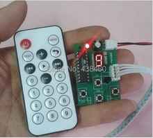 Stepper Motor Controller Board velocidad ajustable con mando a distancia