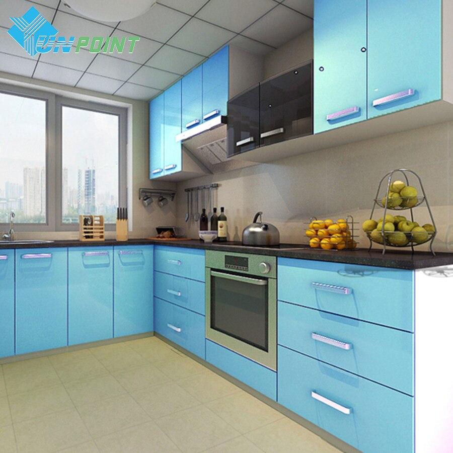 Schön Kirschrote Farbe Farbe Küchenschränke Fotos - Küchenschrank ...