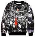 2017 autumn style Jordan Lore NO.23 sweatshirts men/women 3d hoodies player printed clothes moleton masculino size plus S-XXL