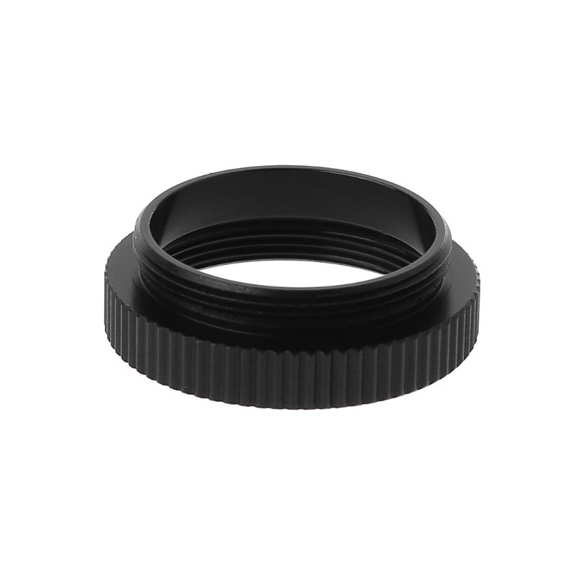 OOTDTY 5MM Metal C to CS Mount Lens Adapter Converter Ring Extension Tube for CCTV Security Camera Accessories