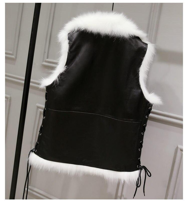 manteau Faux neige femme 10
