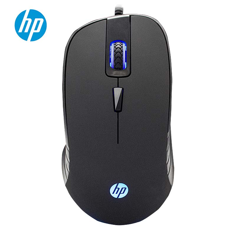 HP G100 Wired Optical USB Gaming Mouse 2000DPI White/Black E-Sports Games Office Wired Mice e 3lue ems109 wired gaming mouse white