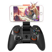 Bluetooth Wireless Game Controller Mango Consolas PS3 GamePad Para Android IOS Teléfono Móvil Tableta Smart TV