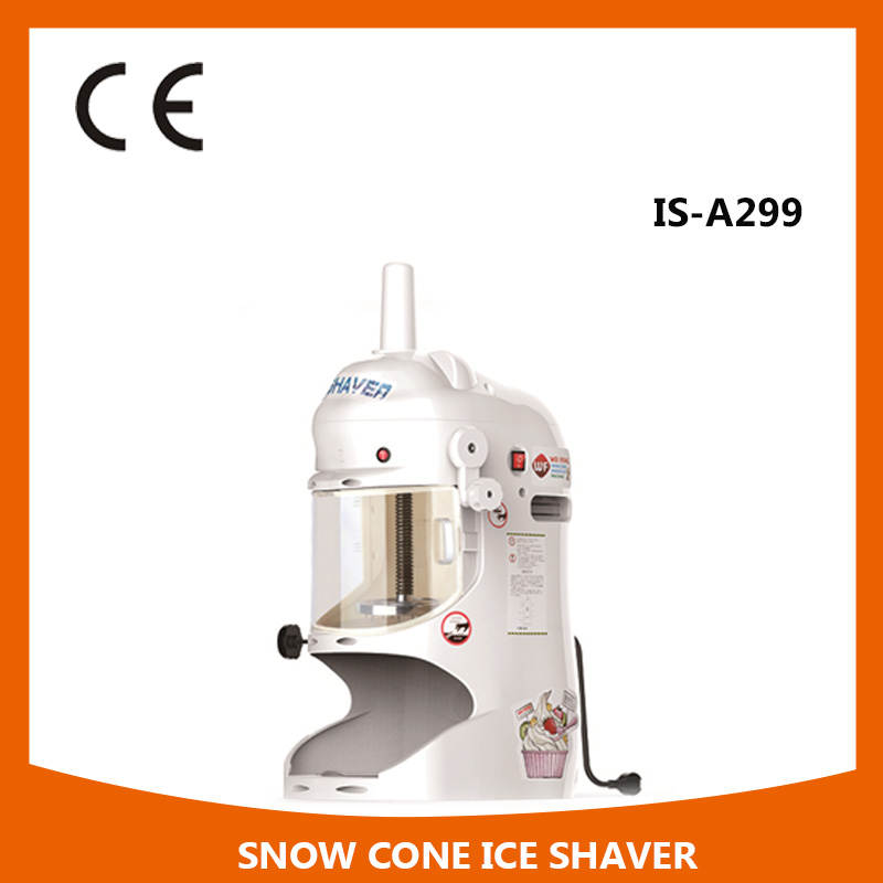 ice cream shaver Hot sell block Ice crusher machine ice shaving machine