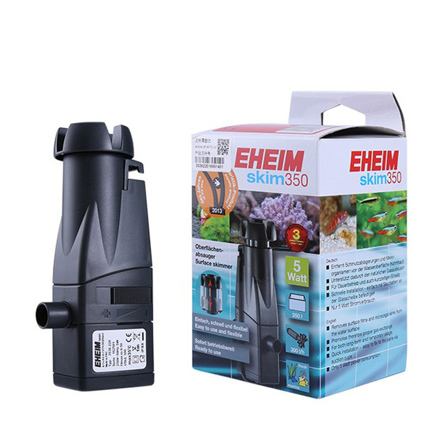 Sehr Germany EHEIM Skim 350 Protein Water Filter for Aquarium FISH TANK WV35