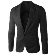 Brand Sky Blue Blazer Men Costume Veste Homme 2019 New Arriv