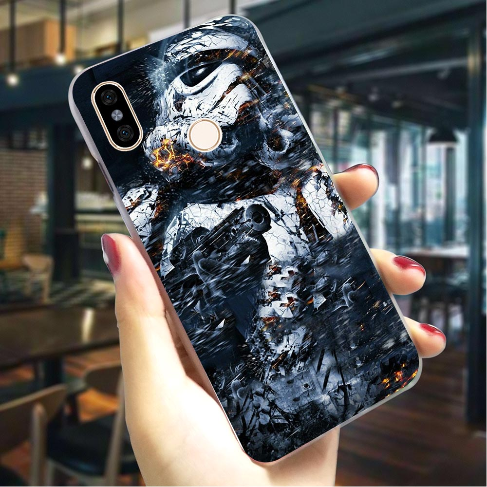 <font><b>Star</b></font> <font><b>Wars</b></font> Hard <font><b>Cover</b></font> for <font><b>Redmi</b></font> 5A Ultra Thin Phone Case for <font><b>Xiaomi</b></font> <font><b>Redmi</b></font> Note6 Note7 <font><b>Note</b></font> 5A Prime S2 3 <font><b>Pro</b></font> Cases Skin image