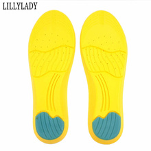 Memory Foam Orthotics Arch Support Shoes Insoles Flat Feet Sports Running Breathable Insoles for feet Man Women Orthopedic Pad durable arch support shoe insoles for women and men eva memory foam many breathable holes casual shoes insoles pad free cutting