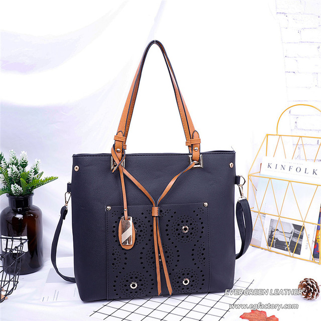 349056def8 2018 latest fashion handbags China online shopping big Embroidery shoulder  bags with flower decoration tote bag SH700