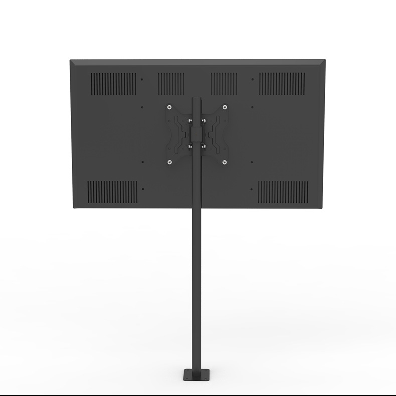Aliexpress.com : Buy LCD LED Computer Monitor TV Mount Display Floor Stand  French TV Bracket TD500 From Reliable Tv Bracket Suppliers On Audio U0026 Video  ...