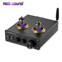 2018 Latest Nobsound Bluetooth 4.0 HiFi Vacuum 6J1 Tube Digital Amplifier Class D HiFi Stereo Power Amp Integrated Home Audio