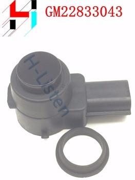 (10pcs) 22833043 Original Parking PDC Ultrasonic Sensor Reverse Assist for OE#0263013703