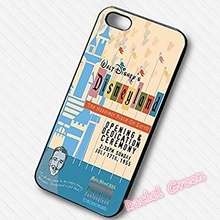 Disneyland Phone Case iPhone SE 4 4S 5S 5 5C 6 6S Plus 7 7Plus