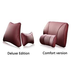 Image 4 - kokololee Custom Leather car seat cover For VW T Cross C TREK Volkswagen CC SANTANA JETTA BORA Automobiles Seat Covers