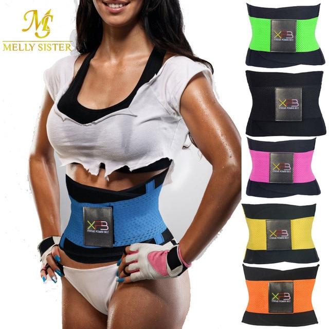 eff146e6254 hot shapers women slimming body shaper waist Belt girdles Firm Control  Waist trainer corsets plus size Shapwear modeling strap