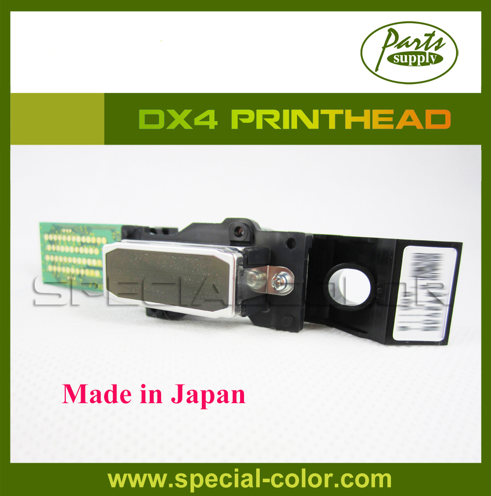 Roland SJ RS VP SC XC XJ 540 640 740 Printer DX4 printhead with Serial Number (made in Japan) 1pc solvent pump for roland sc540 545 sj 540 640 645 740 745 sj 1000 1045 xj 540 640 solvent pump printer series xc xj sc sj vp