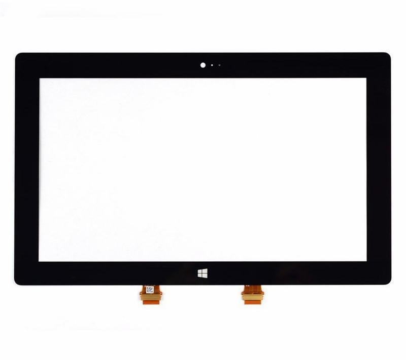 100% Tested For Microsoft Surface 1 RT 1 1516 RT1 2012 1st Touch Screen Digitizer Front Glass Lens Replacement
