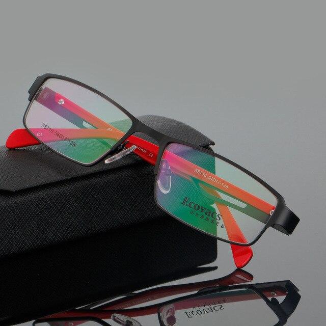Мужчины Оптика Очки Кадр Близорукие Глаз Фоторамка Мода Мадам Полный Кадр Очки Более Легкий Удобный Тип XS 710