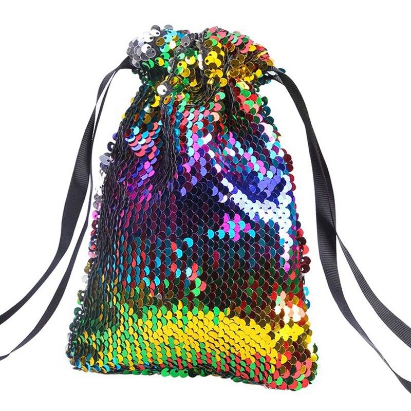 Обувь для девочек со стразами, отделение для хранения монет, держатель для карточки-ключа Организатор сдачи с симпатичным узором в горох для денег Портативный маленькие кошельки сумка чехол - Цвет: Multicolor