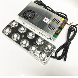 1.7mhz ultrasonic mist maker atomizing transducer ceramic humidifier 230W