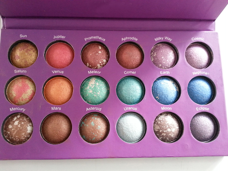 Aliexpress.com : Buy 18 Color Baked Eyeshadow Palette Makeup Brand ...