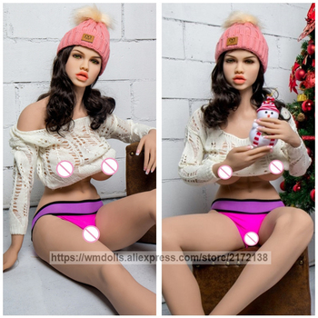 WMDOLL 170cm Real Sex Doll for Men Silicone Sex Dolls Realistic TPE Love Doll Anime Adult Toys