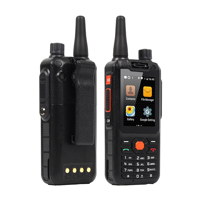 UNIWA Alps F25 Zello Walkie Talkie Quad Core Mobile Phone GSM/WCDME/LTE Android Smartphone MTK6735 1GB+8GB ROM Signal Booster(China)
