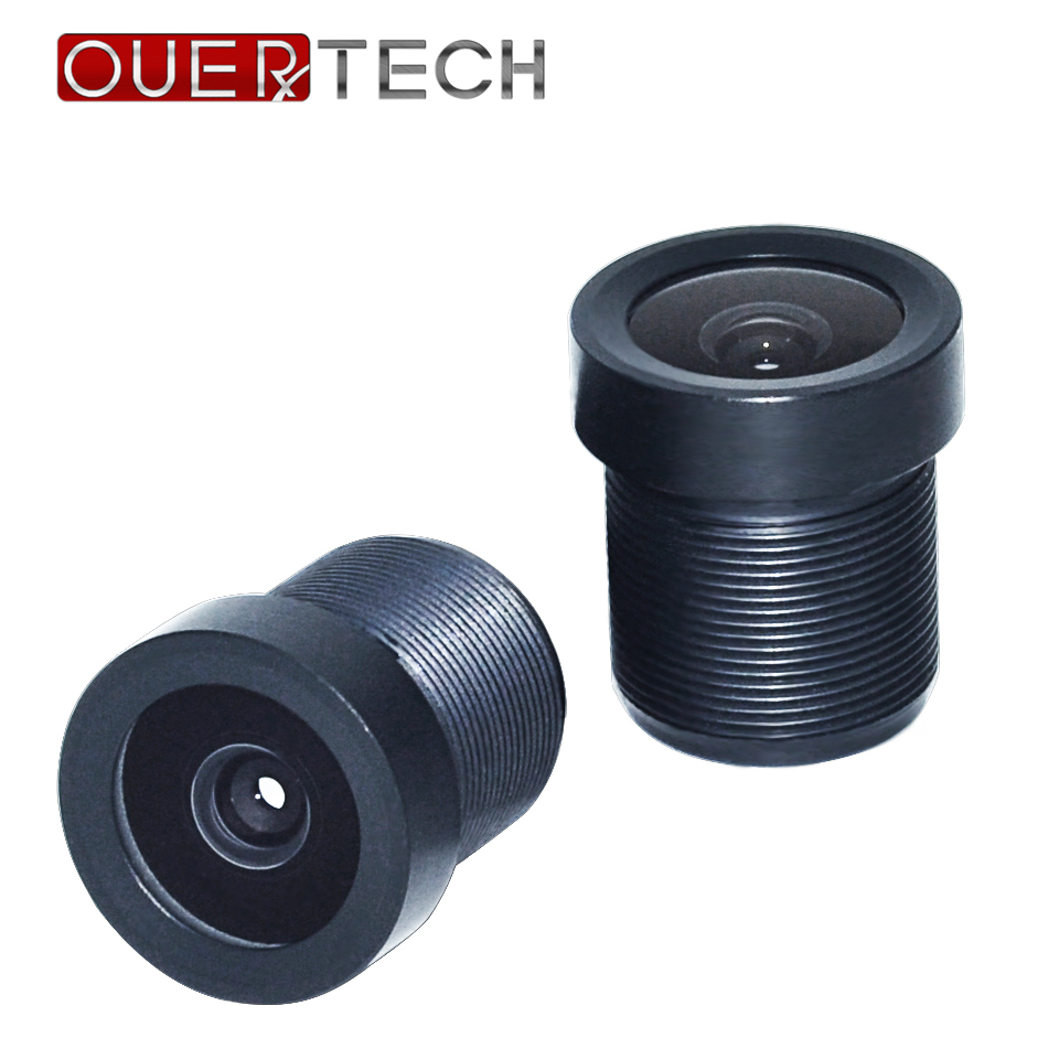 OUERTECH 5pcs/lots <font><b>2.8mm</b></font> MTV Security <font><b>Lens</b></font> 100 Degree Wide Angle 3MP IR Board CCTV <font><b>Lens</b></font> For Surveillance Camera image