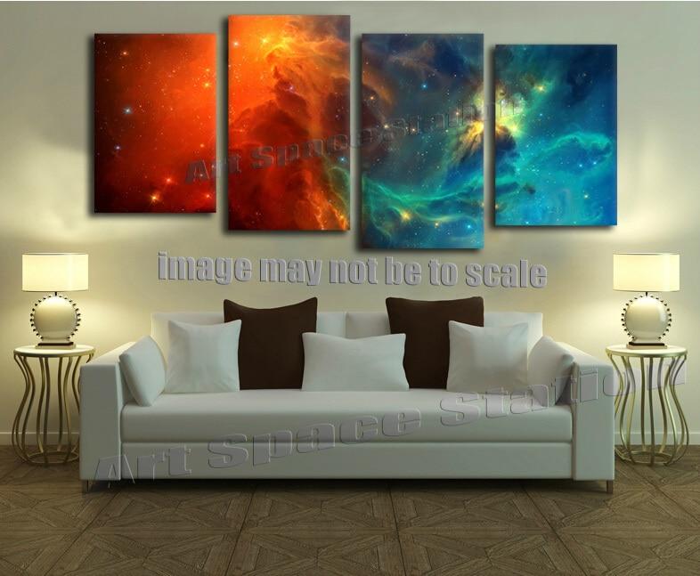 Framed Canvas Art Living Spaces Wall Art