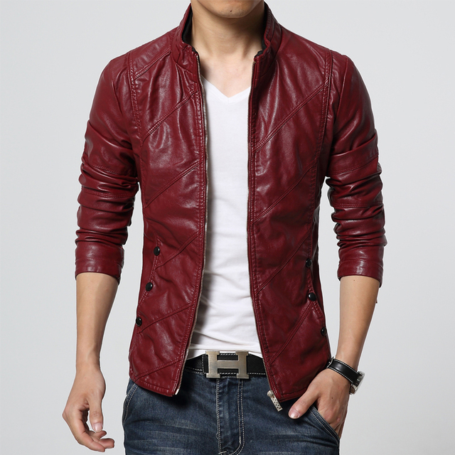 5023 PU вскользь зимняя куртка 120 мужские кожаные куртки и пальто пилот кожаная куртка мужчины