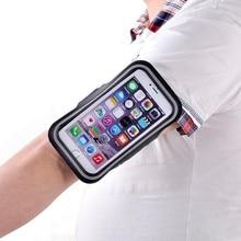 Case Для iphone 7 Plus Чехол Спорт повязку Чехол Case Для Apple iphone 7 Plus Сумка Запуск Тренажерный Зал Телефон Case, Пригодный для 5.0-5.7 дюймовый