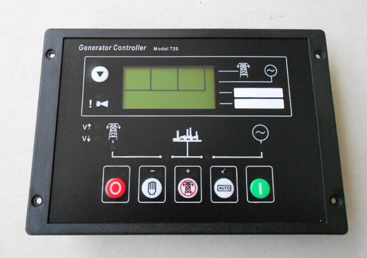 Generator Automatic Start Controller Module 720 replace DSE720 dse 720 generator control dse720
