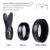 Profesional HD Lente de La Cámara Kit con 0.45X Gran Angular lente lente macro lente del teléfono móvil para iphone samsung APL-0.45WM