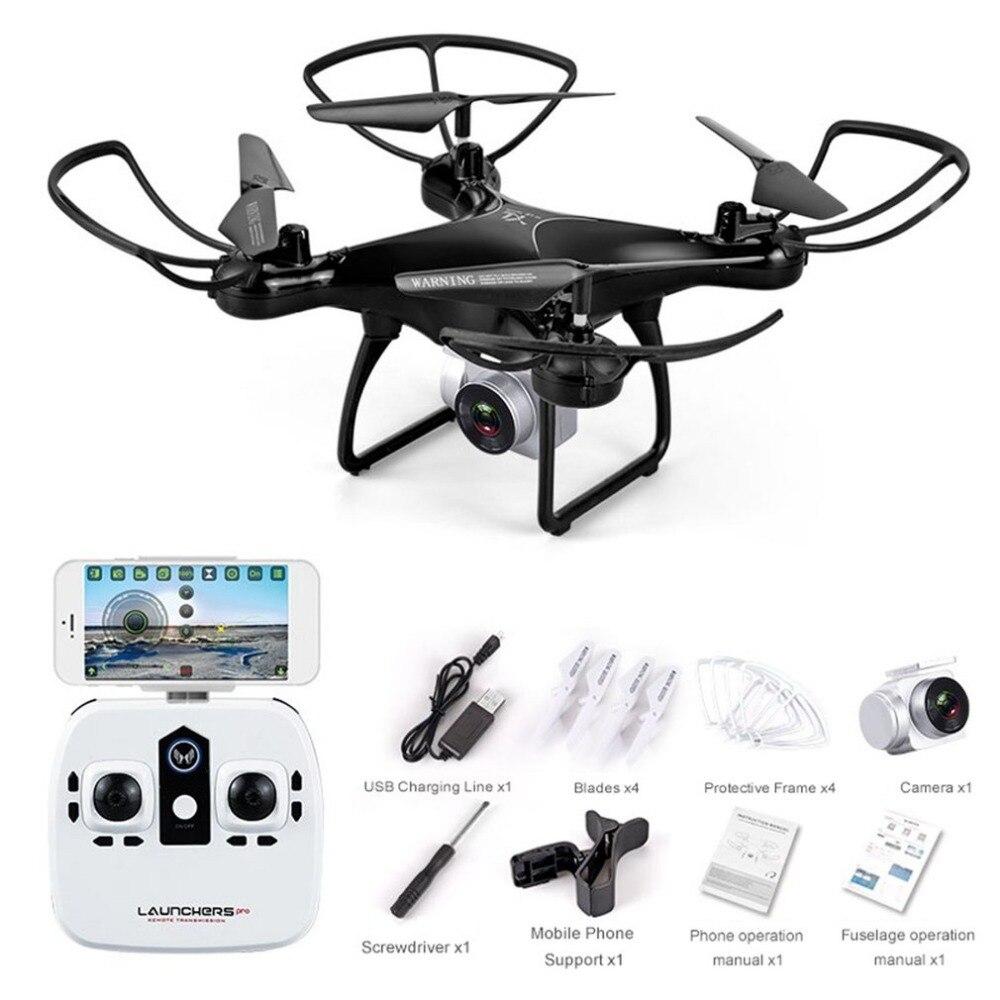 720 P quadrirotor avion Mode sans tête hélicoptère télécommandé Mini Drone quadrirotor de haute qualité