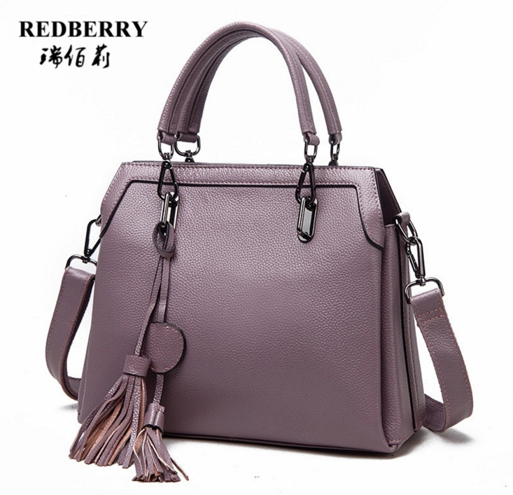 Hot Sale 2017 Genuine Leather Women Handbag Female Shoulder Bag Fashion Ladies Tote Famous Brand Bolsa Feminina Luxury Crossbody