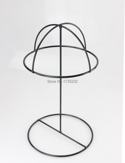 Tampa de Metal cremalheira de exposição chapéu rack de Jóias acessórios titular estande Vitrine da loja smal