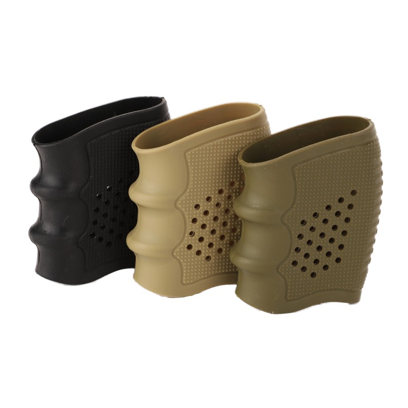 Glove-Cover Grip Sleeve Pistol Hunting-Accessories Most-Of-Glock Tactical Rubber Handguns