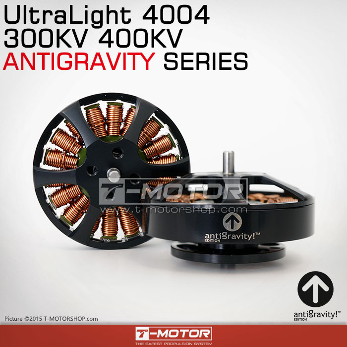 Tiger Motor (T Motor) Ultra Light Antigravity 4004 300KV