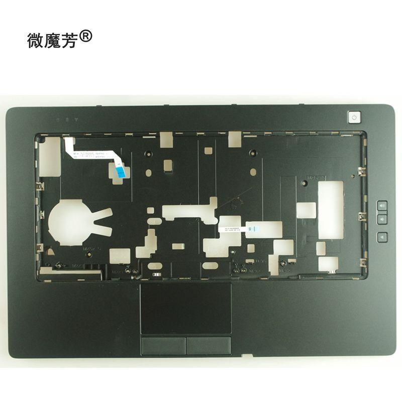 Nouvel Ordinateur Portable shell pour Dell Latitude E6420 Repose-poignets Clavier Lunette Couvercle Supérieur Cas avec Touchpad C shell