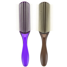 Hot Scalp Massage Comb Hair Brush Professional Detangle Paddle Hairbrush Hairdressing Styling Tools Arched Design Healthy Aroma