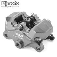 Motorcycle 2 Piston Street Sport Brake Caliper Front Rear Disc Master Cylinder Pump For Yamaha R1 KTM CBR1000RR GSXR1000 Monster